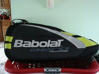 Babolat Pure Aero Tennis, Squash & Badminton Racket Holder backpack carry case