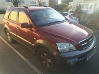 2004 Kia Sorento CRDI XS Auto