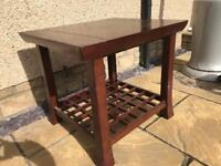 Solid Wooden Occasional Table