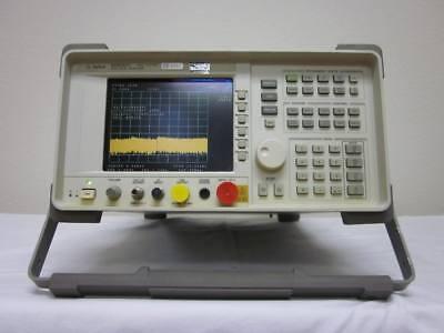 Hp Agilent 8562ec 13.2ghz Rf Spectrum Analyzer W Option 07