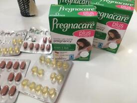 Pregnance care plus omega 3 by vitabiotics