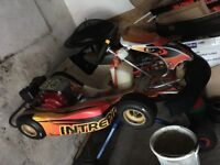 Honda engine kids kart