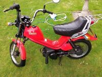 Yamaha ms50 POPGAL project for sale