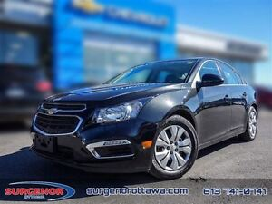 2016 Chevrolet Cruze Limited LT Turbo  - $122.88 B/W