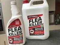 Critterkill flea spray
