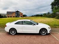 2009 (59) AUDI S5 4.2 FSI V8 QUATTRO S-A-PADDLE SHIFT / MAY PX OR SWAP