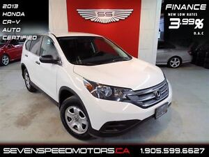 2012 Honda CR-V LX |BACK UP CAMERA| $116 BW|