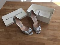 Manolo Blahnik 'Carrie shoes'