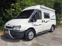 2003 Ford transit Campervan -Manual-Deisel-Sleeps 2