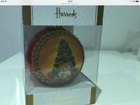 Harrods Christmas bauble