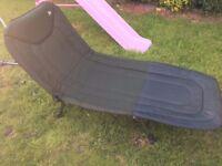 NASH LOUNGE LIZARD 3 LEG CARP FISHING BED