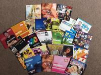 25x Newpaper Music CDs