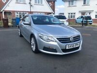 Volkswagen Passat CC DSG Automatic, 2.0 TDI Diesel, cheap to run and insure, great family car