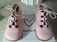 Panache girls shoes size 20