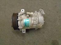 VAUXHALL VECTRA C SIGNUM SAAB 9-3 1.9 CDTI 150BHP AIR CON PUMP MOTOR 13171593