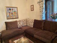 Excellent corner sofa