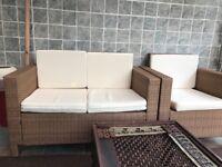Conservatory furniture set