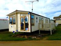 Amazing Static Caravan For Sale, Great Yarmouth, Scratby, Norfolk.