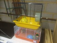 Hampter cages