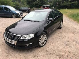 VW Passat TDI HIGH LINE NEW MOT and OIL SERVICE