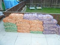 LARGE BAGS OF KINDLING FOR SALE FIRES 3 FOR £11 /FIREWOOD/ LOGS/ WOODBURNERS/STICK