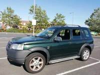 Freelander 1 td4 spares or repair