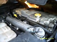 Breaking Land Rover Discovery td5 2004 Running Gear & Axles Only