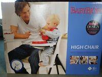 Babybjorn High Chair (white)