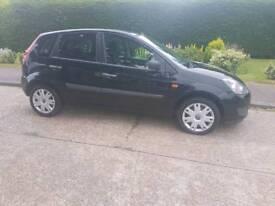 2008 58 ford fiesta 1.4 tdci diesel style ☆ 3 months warranty ☆
