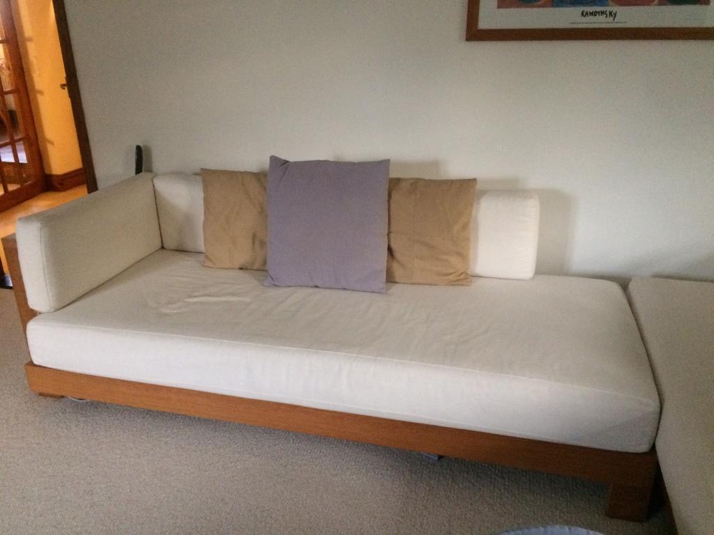 Habitat Day Bed Sofa Good Cond