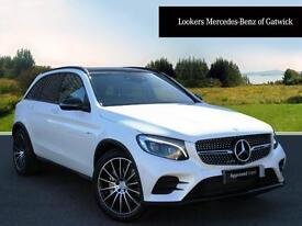Mercedes-Benz GLC Class AMG GLC 43 4MATIC PREMIUM (white) 2016-09-30