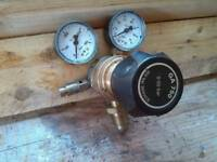 Regulator for welder
