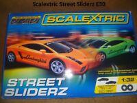 SCALEXTRIC STREET SLIDERZ