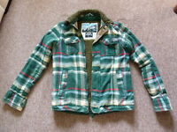 Superdry Padded Shirt/Jacket