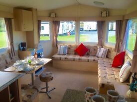 *STUNNING STARTER HOLIDAY HOME* Static Caravan For Sale on Family Park in Cornwall (Site Fees £2889)