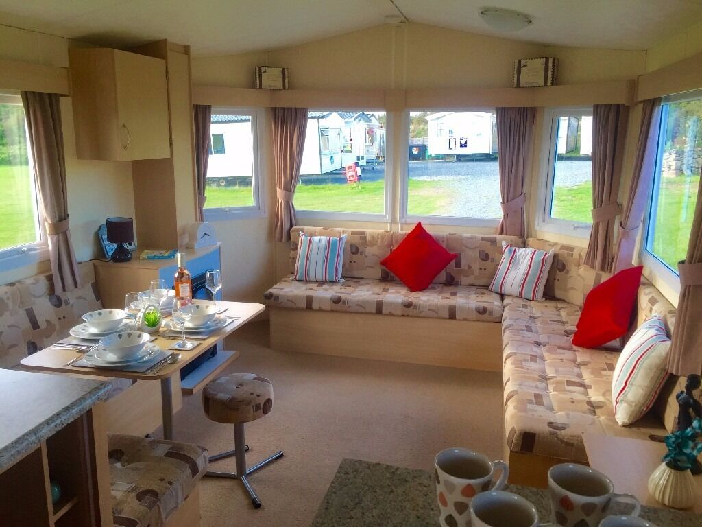 STUNNING STARTER HOLIDAY HOME Static Caravan For Sale On Family Park In Cornwall