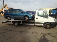 Cars & Vans Wanted! Scrap Cars!