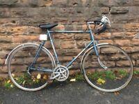 ELSWICK TURBO 12 XL Vintage Road Bike - Working - Rusty
