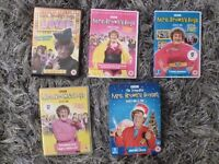 MRS BROWNS BOYS DVD COLLECTION VERY GOOD CONDITION