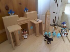Playmobil Egyptian set