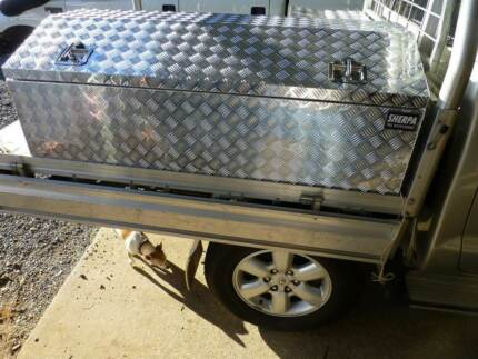 LARGE TOOL BOX 1450X600X500 with gull wing - brand NEW Willow Vale Gold Coast North Preview