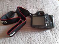 Canon EOS 450D camera