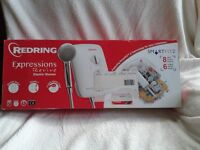 Redring Expressions Revive Electric Shower 8.5Kw (X8R)