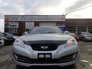 2010 Hyundai Genesis Coupe 2.0 TURBO CERTIFIED