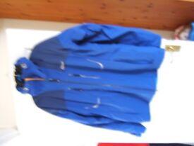 Berghaus waterproof coat and fleece