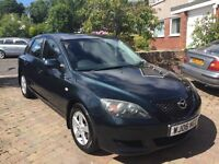 Mazda 3 ,march 2018 mot,one previous owner