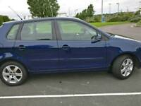 VW Polo 09 low mileage