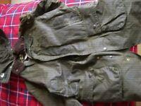 Genuine Barbour wax Jacket