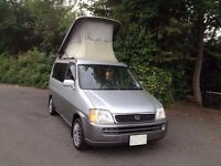 HI SPEC HONDA STEPWAGON FIELD DECK FACTORY LIFT TOP ROOF IDEAL SIZE DAY SURF BUS/CAMPER/mazda bongo