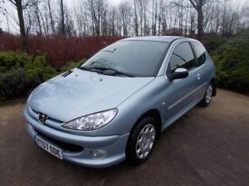 Peugeot 206 1.4 S 32000 from new should be seen